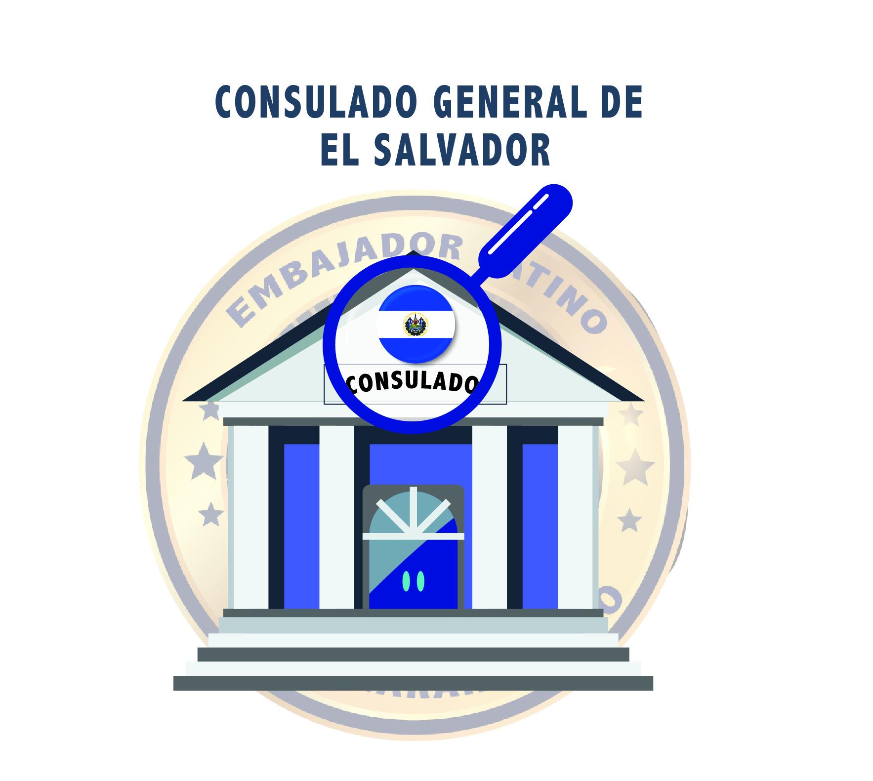 Consulado General de El Salvador