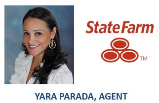 YARA PARADA – STATE FARM AGENT